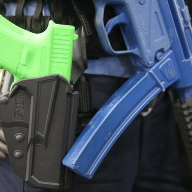 På EnforceTac 2020 finder du alt, hvad officielle sikkerhedseksperter har brug for